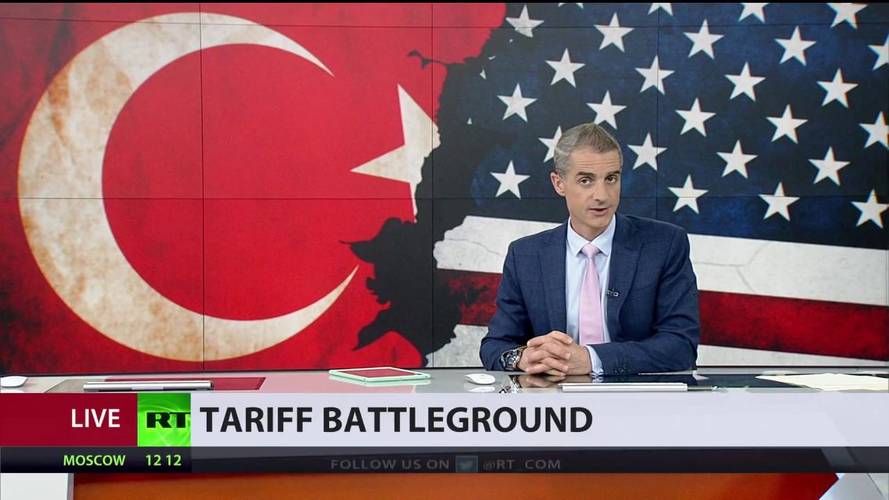 US-Turkey get deeper into tariff spat over American pastor detention