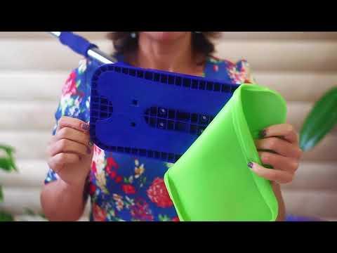 Швабра с отжимом Spin Mop (усовершенственная Spin and Go ) - YouTube