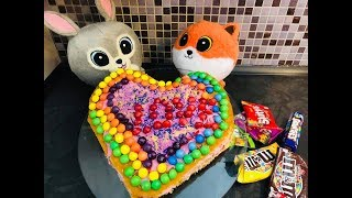 BAJKA GANG SŁODZIAKÓW Słodziaki  Walentynkowy tort dla Zuzi WALENTYNKI