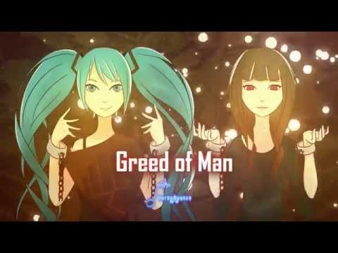 VerseQuence ft. Hatsune Miku V3 English - Greed of Man