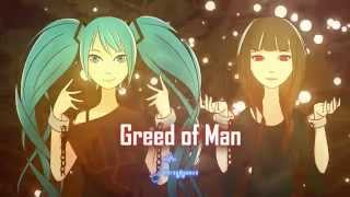 VerseQuence (MJQ . Eri) ft. Hatsune Miku V3 English - Greed of Man