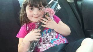 to lily from dad. tim mccraw daddys little girl