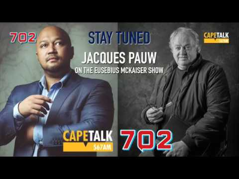 LIVE: Jacques Pauw, author of The President's Keepers joins Eusebius Mckaiser in studio.
