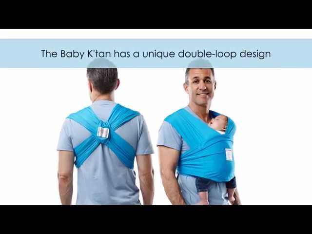 Baby Ktan Original Baby Carrier Review