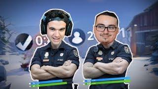 LOS POLICÍAS INTRATABLES!!