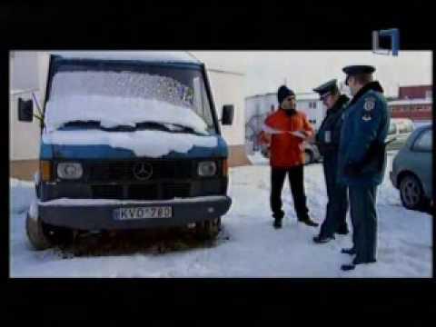 M.Juškauskas gerina policiją. Kelias 1 dal. 2005.