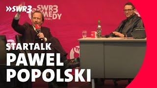 """Pawel Popolski: """"Polka ist der Mutter von der Technomusik"""""""
