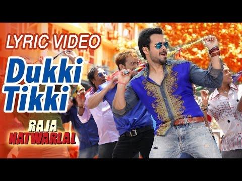 Dukki Tikki | Official Lyrics Video | Dukki Tikki | Mika Singh