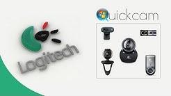 How to install Logitech Quickcam Vista MP Webcam Drivers and Software on Windows 7 32/64bit OS