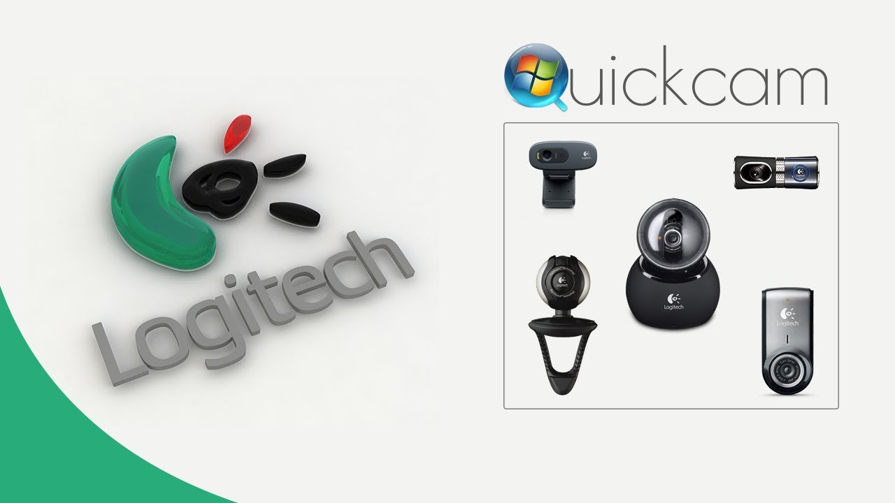 How to install logitech quickcam vista mp webcam drivers and.