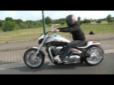 Suzuki VZR 1800 / M 1800 R = Miller Great SOUND !!! | FunnyDog TV