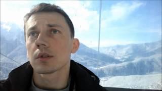 """Поездка на Красную поляну ЧАСТЬ 5 """"ГТЦ ГАЗПРОМ"""""""