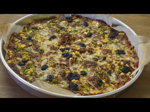 صورة  طريقة عمل البيتزا طريقة عمل البيتزا (سهلة و مضمونة) طريقة عمل البيتزا من يوتيوب
