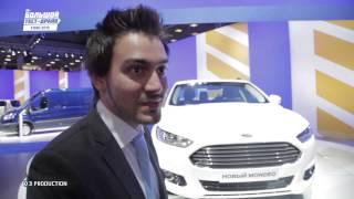 Ford Mondeo 2015 (+ Focus 2015 + Ecosport 2015 + Ford Mustang) -  Большой тест-драйв. Дневники ММАС(Подкаст «Большой тест-драйв» - https://itun.es/ru/UdTgS.c Сайт: http://btdrive.ru/ | Twitter: http://twitter.com/bigtestdrive | G+: http://google.com/+stillavinpro..., 2014-08-29T05:35:26.000Z)
