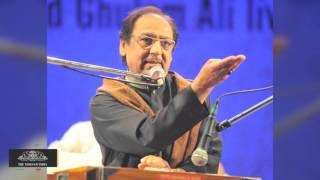 Pakistani Singer Ghulam Ali Accepts Mamata Banerjee