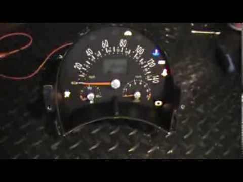 98 thru 2011 VW New Beetle Instrument Cluster Repair Service - YouTube