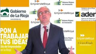 2016 11 17 Dia Emprendedor Entrevista Alfredo Martinez