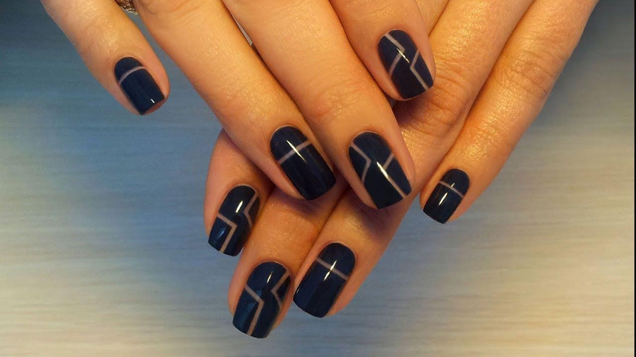 фото ногти шеллак дизайн 2016