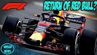 F12018 News: The Return Of Red Bull Racing?!