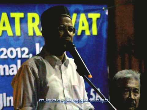 20120604 Titik Tolak Perpechan Zul Dan Anwar.avi