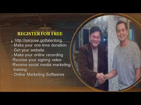 How to get paid promoting your singing online.