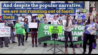 No, We Are Not Running Out of Fossil Fuels