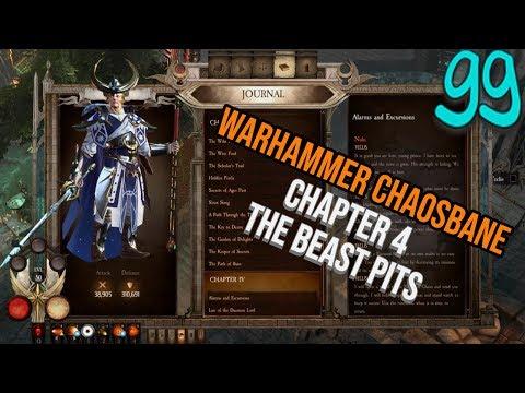 Warhammer Chaosbane Chapter 4 The Beast Pits |