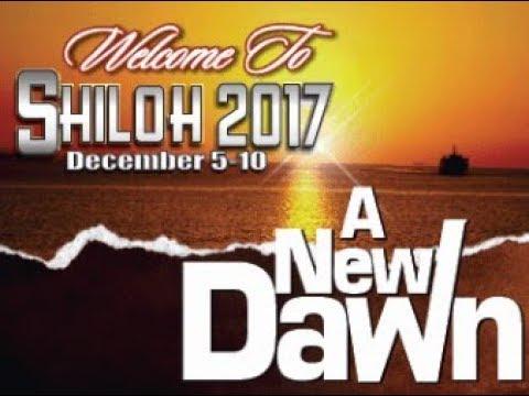 Shiloh 2017 Day 2 Evening, December 06, 2017 Encounter Night