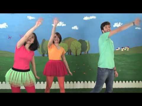 El patio de mi casa es particular, canción completa con baile