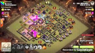 Clash Of Clans Gdc REQ N GTFO Hdv 10 MoDragaBallon