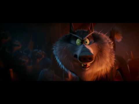 Storks - Wolf Scene (HD)