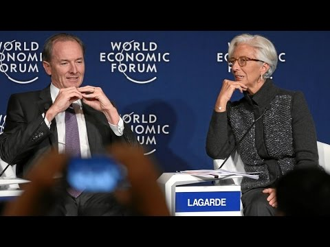 Davos 2016 - The Transformation Of Finance