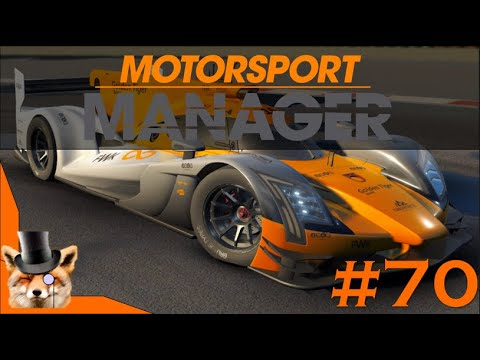Can we Conquer the Oval? (S7:R7-9) - Motorsport Manager Endurance Series Part 70  
