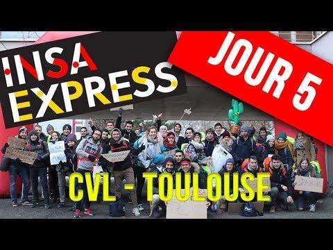 Jour 5 // INSA Express #insaexpress