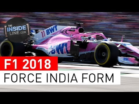 FORCE INDIA: BACK ON FORM