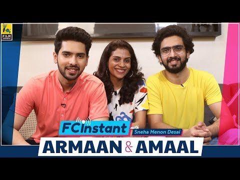 Interview With Armaan Malik and Amaal Mallik | FC Instant | Film Companion