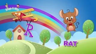 Alphabet Song - Fun and learn videos for kids and toddlers