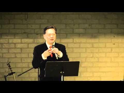 Pastor Stephen Chang, 01-26-14
