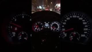 Araba Snapleri gece passat snap