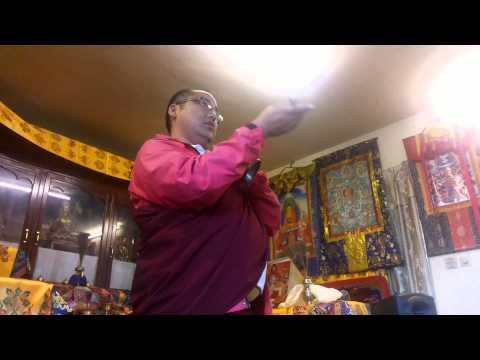How to practice vajrayana Hand Mudra?
