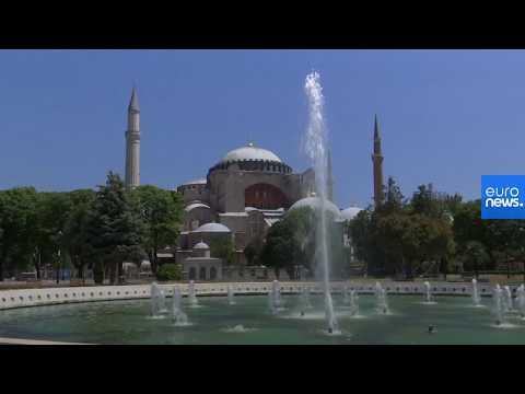 المحكمة العليا في تركيا ستصدر قرارها بشأن تحويل متحف آيا صوفيا إلى مسجد  - نشر قبل 2 ساعة
