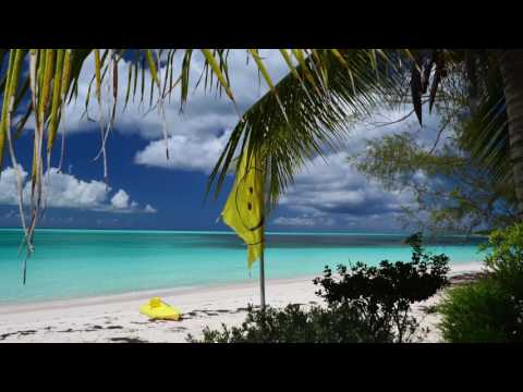 Bahamas Most Beautiful Unspoilt Beach and Secluded Resort