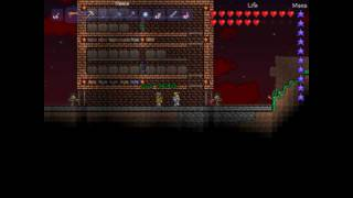 The Terraria Chronicles: Chapter 3-4: Anti-Blood Moon precautions