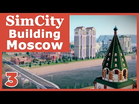 SimCity (2013) - Building Moscow - EP 3 Final | SimValera
