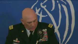 US Army Chief of Staff Gen. Raymond T. Odierno on America