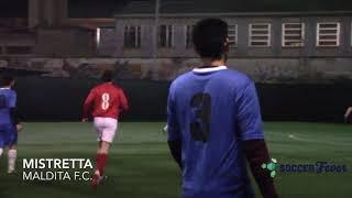 ROAD TO MADRID OTTICA FINZI - GIRONE B OTTAVA GIORNATA - Biasca vs Maldita F.C.