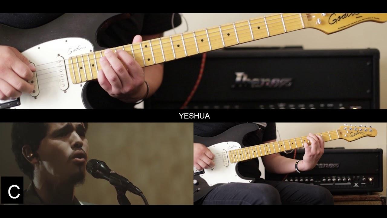 Christofer Torres - Quero Conhecer Jesus - Alessandro Vilas Boas (Cover Guitarra)