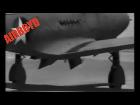Introduction To The P-39 (1942)