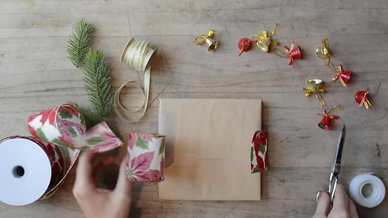 Come Fare Pacchetti Natalizi l'arte di realizzare spettacolari pacchetti natalizi