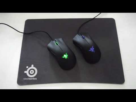 Razer Deathadder Chroma vs Deathadder 2013 Review by Takasta